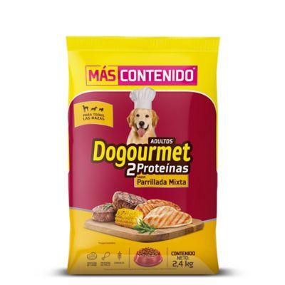 Alimento Parrillada Mixta 2.4 Kilos Extra Contenido