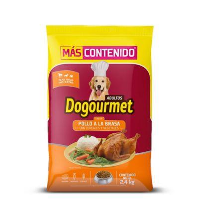 Alimento Pollo A La Brasa 2.4 Kilogramos Extra Contenido