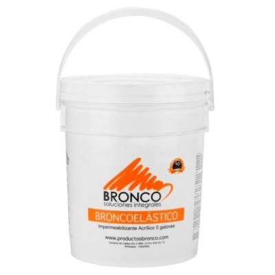 Broncoelástico ladrillo 5 galones