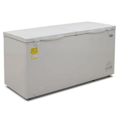 Congelador Horizontal Dual 512 Lt Puerta Solida