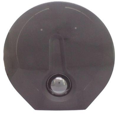 Soporte Plástico para Papel Higiénico Negro