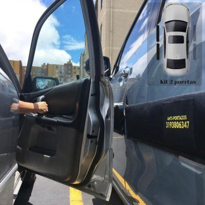 Protector Magnetico para 2 Puertas de Carro