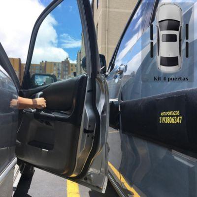 Protector Magnetico para 4 Puertas de Carro