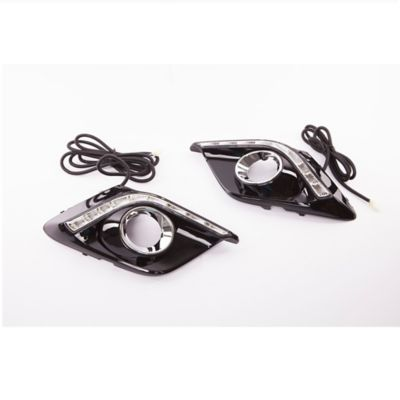 Set x 2 Luces Led DRL Vision Diurna Mazda 3