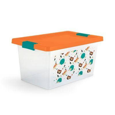 Caja Organizadora Zorro 47.5x23x30 cm 20 Litros