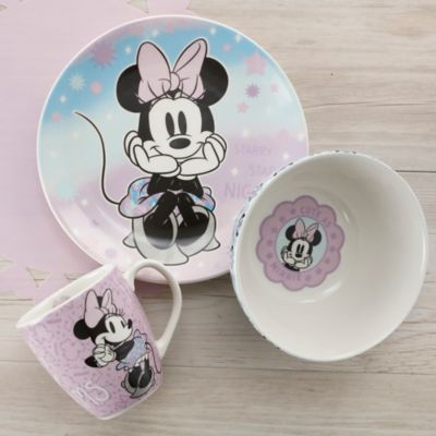 Set Desayuno Minnie Mouse