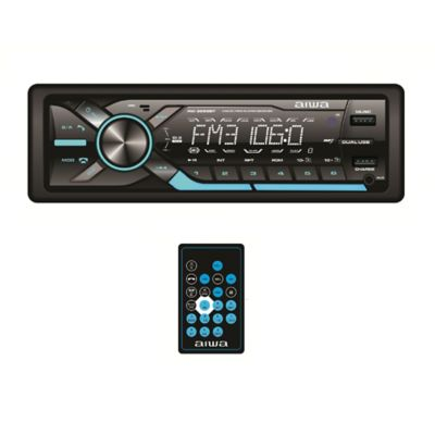 Radio Carro Bluetooth Usb Sd Aux Aiwa Aw-3269Bt
