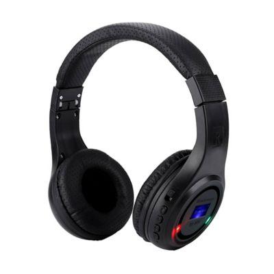 Audífonos Inalámbrico Bluetooth  THB-75 Negro