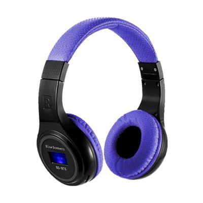 Audífonos Inalámbrico Bluetooth THB-75 Azul