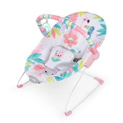 Silla Vibradora Bouncer Flamingo