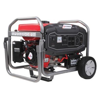 Generador a Gasolina de 3.6 Kw 120/240 Voltios