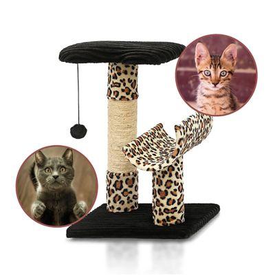 Gimnasio para Gatos y Rascador Mixto La Foi
