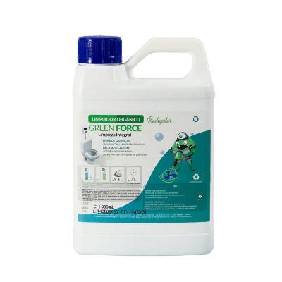 Limpiador Orgánico Greenforce x 1Lt