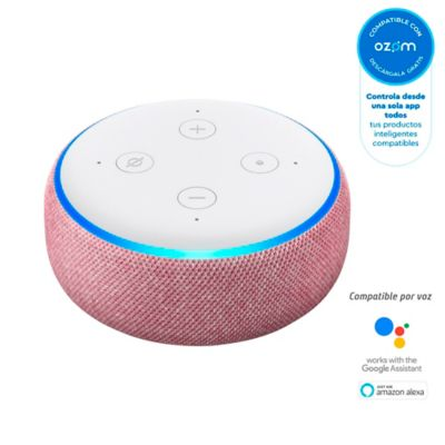 Altavoz Inteligente Echo Dot 3 Amazon con Alexa C Zm