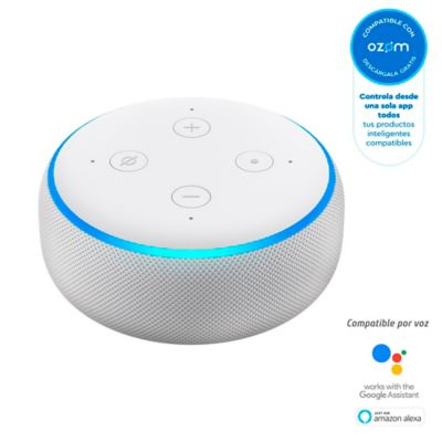 Altavoz Inteligente Echo Dot 3 Amazon con Alexa B Zm
