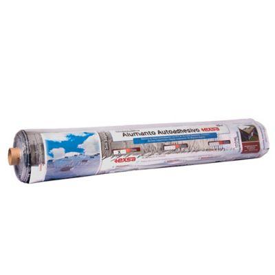 Manto Asfáltico Alumanto Autoadhesivo Texsa 2mm 10m2