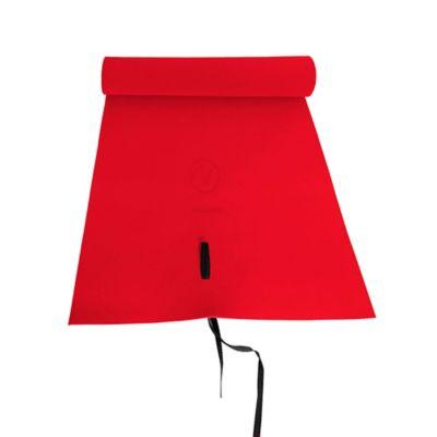 Mat Tapete Yoga Natare 4mm Rojo