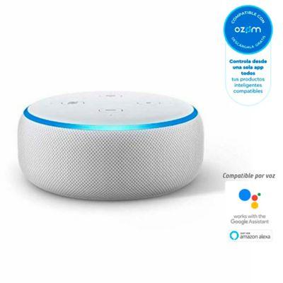 Asistente de Voz Echo Dot 3 Blanco