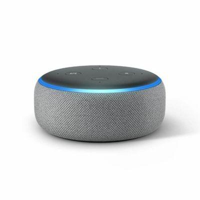 Asistente de Voz Echo Dot 3 Gris