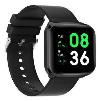 Pulsera Smartwatch 5 P250 Pantalla Amoled Bluetooth - Negro