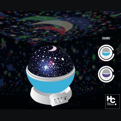 Lámpara Universo Azul