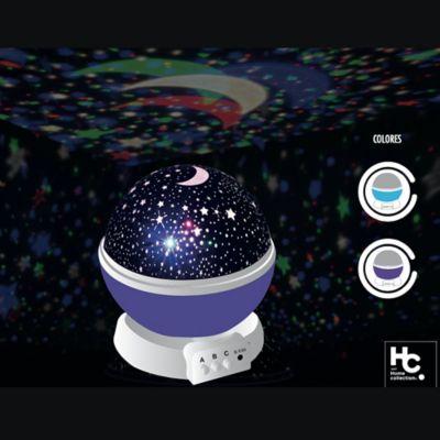 Lámpara Universo Morada