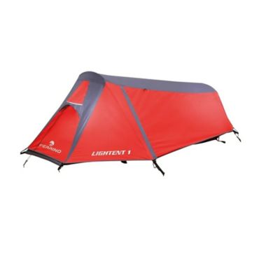 Carpa Lightent 1 Persona Rojo