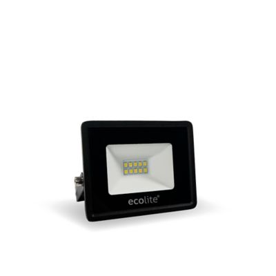 Reflector LED Ip65 10W Rojo