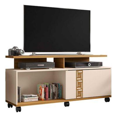 Mueble para TV Topazio 38.5x136x63.5 Café