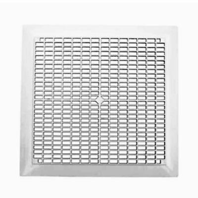 Rejilla Ventilación 8x8(20x20Cm) Malla Plastico Bl