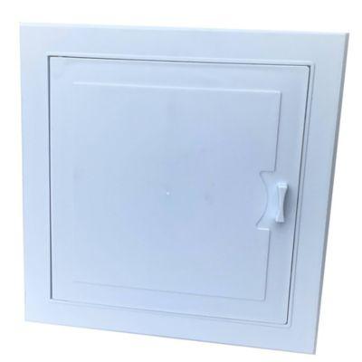 Tapa Registro 10 Pulgadas x 10 Pulgadas (25x25Cm) Plastico Bl