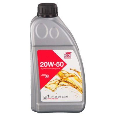 Aceite Mineral Sae 20W-50 x 1 Litro