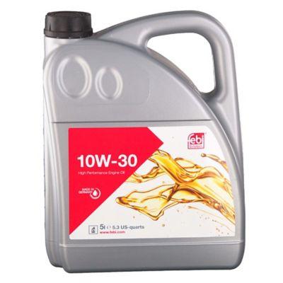 Aceite Semisintetico Sae 10W-30 x 5 Litros