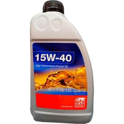 Aceite Mineral Sae 15W-40 x 1 Litro