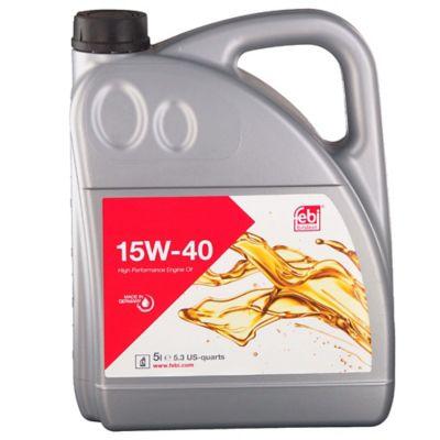 Aceite Mineral Sae 15W-40 x 5 Litros