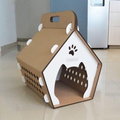 Casa para Gato Plegadiza No1