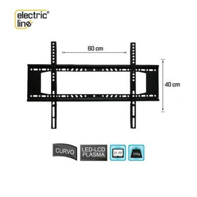 Soporte TV Fijo 21 A 70 Pulgadas Smart TV/LED/LCD/Plasma