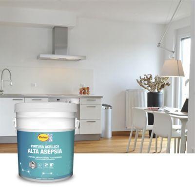 Pintura Acrílica Para interior Alta Asepsia Caneca Precio Especial