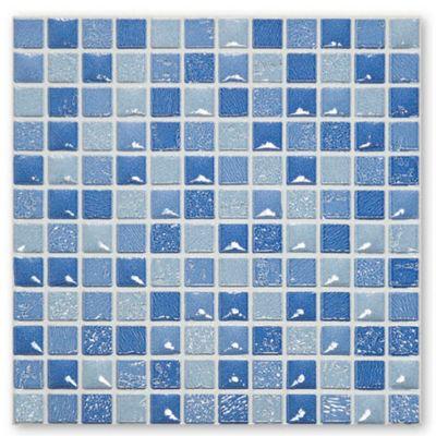 Decorado Pared Mystic Azul 30x30cm