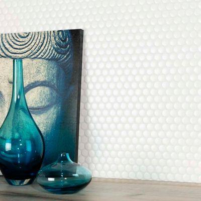 Mosaico Penny White Matt