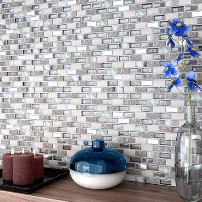 Mosaico Nacar Stone 30x30 Cm
