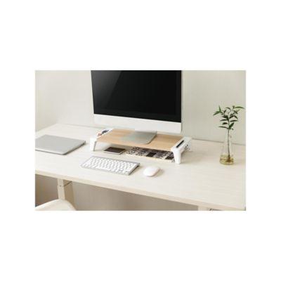 Soporte para Monitor Riser MDF con USB