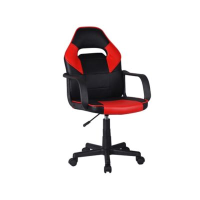Silla Gamer Rojo/Negro