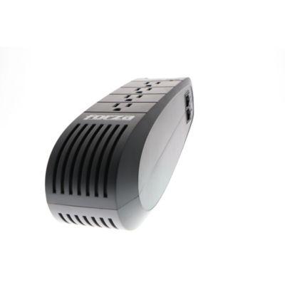 Regulador de voltage Forza FVR-1001 con 4 salidas