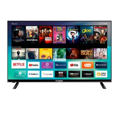 Televisor 43 Pulgadas LED FHD HYLED4320NIM Negro