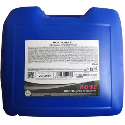 Aceite Hidráulico HLP ISO 32x20 Litros