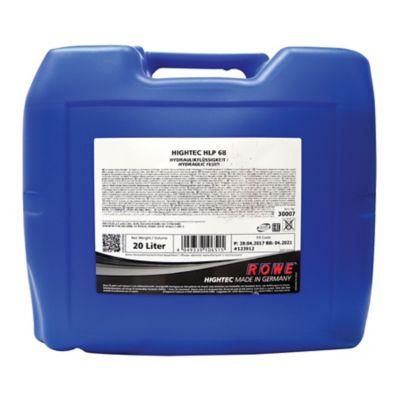 Aceite Hidráulico HLP ISO 68x20 Litros