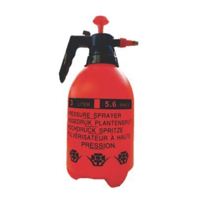 Fumigadora Pulverizador Manual 3 Litros