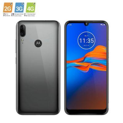 Motorola E6S Negro