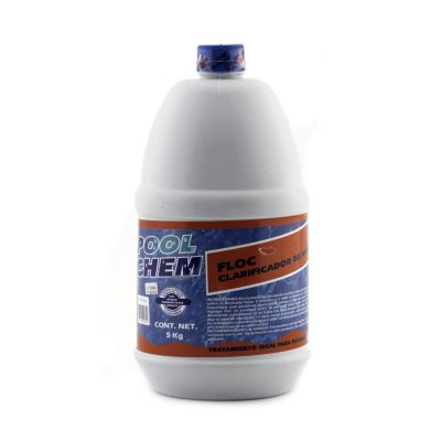 Clarificante Liquido Concentrado Floc x 5000 Ml